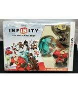 Disney Infinity Toy Box Challenge Starter pack  Nintendo 3DS  ( USED ) - $9.50