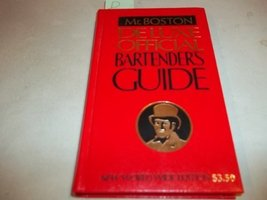Old Mr. Boston deluxe official bartender's guide Cotton, Leo - $4.70
