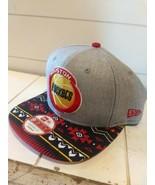 Houston Rockets New Era 9FIFTY Snapback Hat Hardwood Classics Tribal Bill  - $19.77