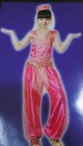 New Girls Pink Arabian Princess Pink Costume Sz Large Nwt - Free Shipping - $18.99