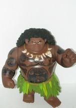 Disney Moana 16 Inch MAUI Doll Singing Talking Jakks Pacific No Hook - $34.63