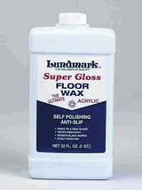 Lundmark  Anti-Slip Floor Wax  Super Gloss  1 qt. - $15.99