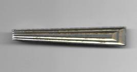 Vintage Hickok Gold Tone Bar Tie Clip - $9.90
