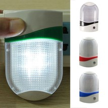 Light Control Sensor Wall LED Night Light Lamp Home  A27