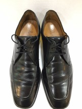 Cole Haan CO 7140 Black Leather Dress/Casual Oxfords Mens Size 12 M  - $25.25