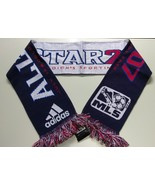 Adidas MLS Soccer Scarf Acrylic ALL STAR GAME 2007 MLS League - $15.00