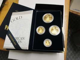 1996 American Eagle Gold Proof Set - $4,500.00