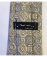 Antonia 100% Silk Tie New Hand Made - $10.95