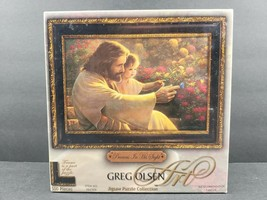 Greg Olsen Precious In His Sight 500 Pc Jigsaw Puzzle Religious Art SEAL... - $24.74