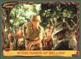 2008 Topps Heritage Indiana Jones #5 In the hands of Belloq! > Harrison Ford - $0.99