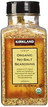 Kirkland Signature Organic No-Salt Seasoning, 14.5 Ounce - $18.80