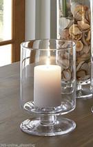 2x Candle Holders Hurricane Lantern Glass Vase Storm Wedding Centrepiece... - $22.52