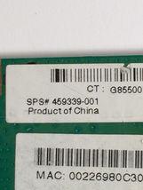 HP Pavlion DV9700 412766-002 Mini PCI Adapter WIFI IC 4104A ARBXB63H Laptop Card image 5