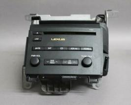 11 12 13 Lexus CT200H AM/FM Xm Radio Cd Player Receiver 86741-75022 Oem - $178.19