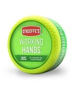 O'Keeffe's Working Hands Hand Cream, 3.4 ounce Jar - $6.45