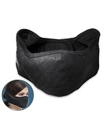 KIVETAI Half Face Mask Mouth Masks with Earmuffs Anti Dust Anti Haze Win... - $8.99