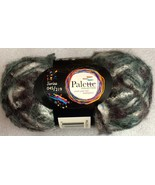 Palette Collection Acrylic Mohair Wool Yarn: 50g 104 Yds Soot Yarn #Palv... - $0.99