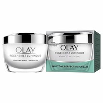 Olay Regenerst Luminous Anti-Ageing Skin Tone Perfecting Cream 50ml [New... - $13.50