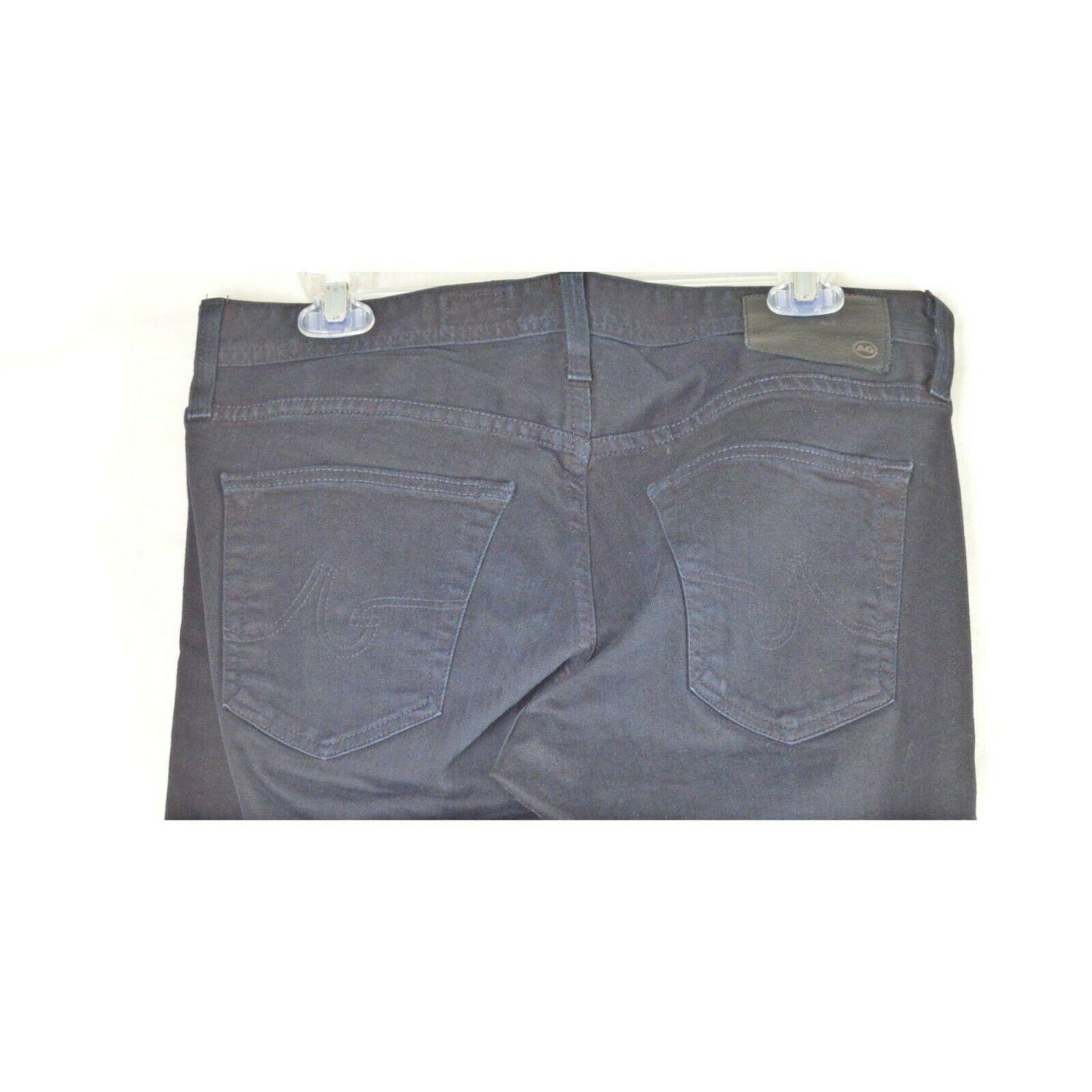 AG Adriano Goldschmied jeans 30 x 34 men Matchbox dark Slim Straight tall unique image 9