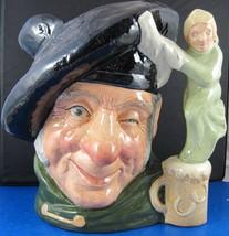 """Royal Doulton Character Jug - """"Tam O' Shanter"""" D6632 - $47.49"""