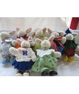 Hoppy VanderHare-seven- Pajama Game-Spring Bonnets-Check Mates-Lemonade-... - $60.00