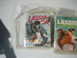 3-  A BIG LITTLE BOOK  Lassie, Tom & Jerry. Whitman 1960s image 5