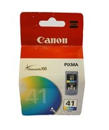 Canon PIXMA 41 Color ChromaLife100 CL-41 Genuine Canon - $19.79