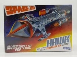 MPC Space: 1999 Hawk Mark IX Ship Plastic Model Kit 1/72 Scale Skill Lev... - $39.48