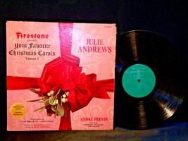 Great Songs Of Christmas and Favorite Christmas carols 5 Records AA-191758 Vinta image 2