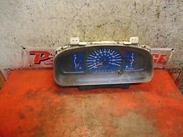 01 02 03 Toyota Sienna speedometer instrument gauge cluster 83800-08110 - $29.69