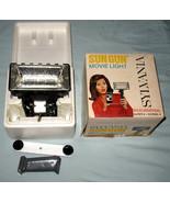 Vintage Sylvania Camera Movie Light Sun Gun In Original Box SG-10 220V 1... - $49.99