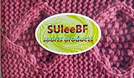 SUleeBF Women's Knit Headband, Head Wrap, Ear Warmer, Pink