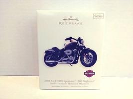 2008 Hallmark Keepsake Harley Davidson XL 1200N Sportster Christmas Orna... - $29.99
