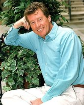 Michael Crawford Smiling Portrait 8X10 Color 16x20 Canvas Giclee - $69.99
