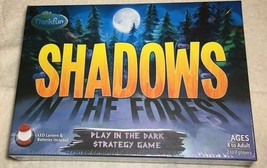 Shadows in The Forest Play in The Dark Strategy Game - $12.19
