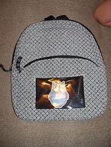 Thirty-One Black Mini Backpack W/Owl NWOT LAST ONE HTF - $34.64