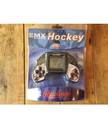 RAWLINGS ICE HOCKEY ELECTRONIC HANDHELD LCD TOY GAME EMX new! - $35.14