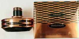 Armaf Mignon Black by Armaf Eau De Parfum Spray 100 ml for Women - $34.99