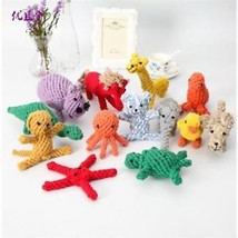 Funny Pet Puppy Chew Squeaker Squeaky Plush Sound Toys Cat Dog Play Chew Toys - $7.35