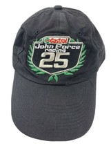 Castrol John Force 25 Years Racing Adjustable Adult Cap Hat - $12.86