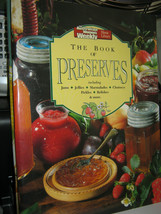 Australian Women's Weekly Cookbook The Book Of Preserves(1990) - $5.08