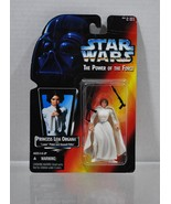 Star Wars The Power of the Force Princess Leia Organa 1995 - $2.82