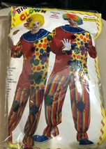 Big Top Clown Unisex Costume - FOR ADULTS- - £13.34 GBP