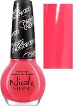 Nicole by Opi Nail Polish Carrie Underwood #U12 Some Hearts (Coral Creme) New - $6.99
