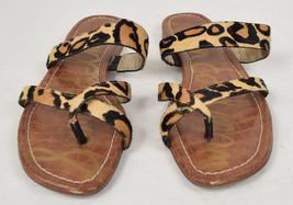 Sam Edelman Gigi Womens Sandal Flip Flop 10 - $54.45