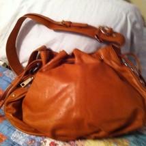 Rebecca Minkoff Almond Leather Purse Seduction Stud Studded $495 Hand Bag New - $280.15
