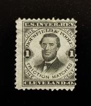 Bousfield & Poole U.S. Internal Revenue 1c RO35a Private Die, Proprietar... - $18.00