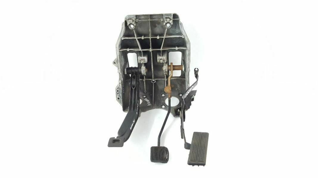 Primary image for Gas Brake & Clutch Pedal Assembly OEM 02 03 04 06 07 08 Dodge Ram 1500