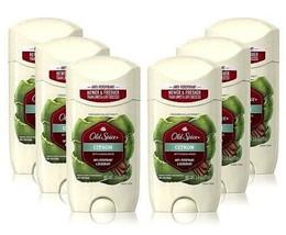 6 Old Spice Citron Sandalwood Deodorant/Anti Perspirant Mens 2.6 oz Soli... - $48.48