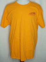 138th 2013 Preakness Baltimore Yellow Gold Horse Racing Race Large T-shirt #736 - $6.88